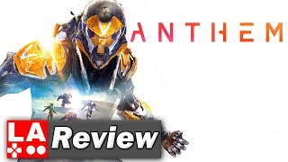 Anthem Review | (PS4/Xbox One/ PC) (Video Game Video Review)