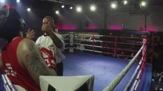 Ultra White Collar Boxing | Grimsby | Nick Bowser VS David Lunn