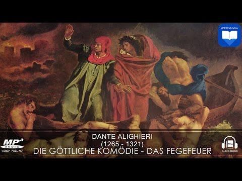 Hörbuch: Die göttliche Komödie - Das Fegefeuer von Dante Alighieri | Komplett | Deutsch