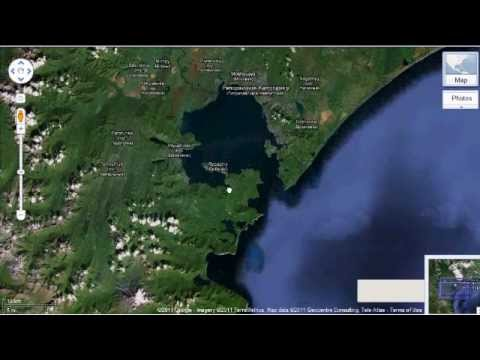 Secret Russian Base Found On Google Maps YouTube - Map Of Us Decommisioned Army Bases