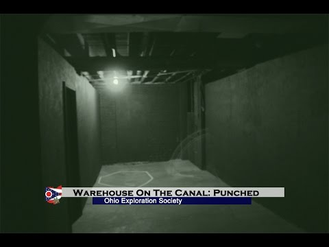 Warehouse On The Canal: Punched