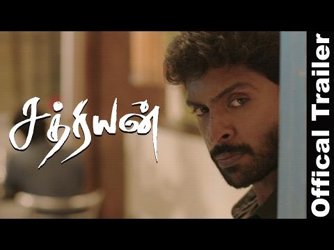 Sathriyan - Official Trailer | Vikram...