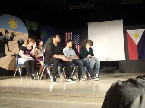 Classroom Scene Part 1- America Is In The Heart