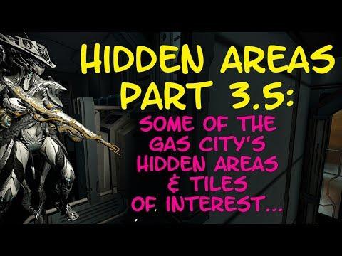 Warframe - HIDDEN AREAS Part 3.5: Some Of The Gas City Tileset's Hidden Areas & Interesting Tiles!! thumbnail