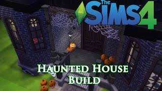 The Sims 4 -  Haunted House Build Spooky Stuff Pack