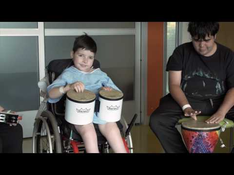 Music Therapy Helps Kids Heal at UCSF Benioff Children's Hospital