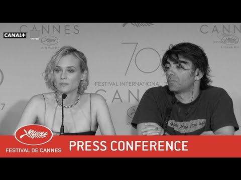 AUS DEM NIGHTS - Press Conference - EV - Cannes 2017