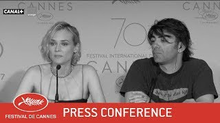 AUS DEM NIGHTS - Press Conference - EV - Cannes 2017