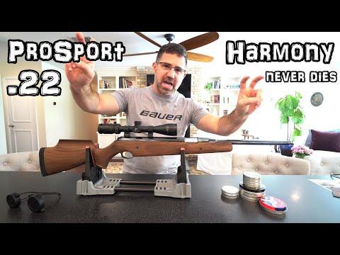 Air Arms ProSport .22 - Vlog17
