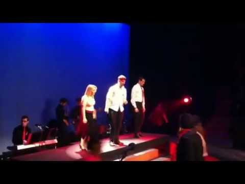"""""""Seize the Day"""" Broadway Cares Equity Fights AIDS benefit, West Chester University"""
