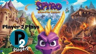 Player 2 Plays - Spyro The Reignited Trilogy (Spyro 2)