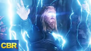 10 Reasons Why Thor Was Still Pretty Badass In Avengers Endgame