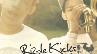 Rizzle Kicks - When I Was A Youngster + Lyrics (Official High Quality)