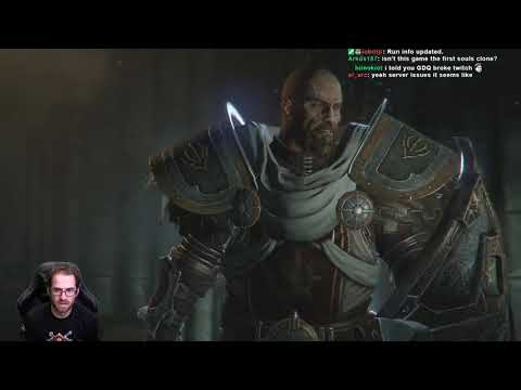 Lords of the Fallen NG+ Max Cleric Run Pt 1