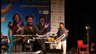 Nagumo   Roopa Revathi Violin Fusion LIVE at Doha