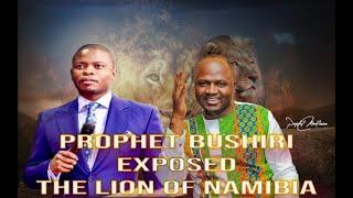PROPHET SHEPHERD BUSHIRI EXPOSED THE SON OF THE PROPHET JEREMIAH OMOTO FUFEYIN !!