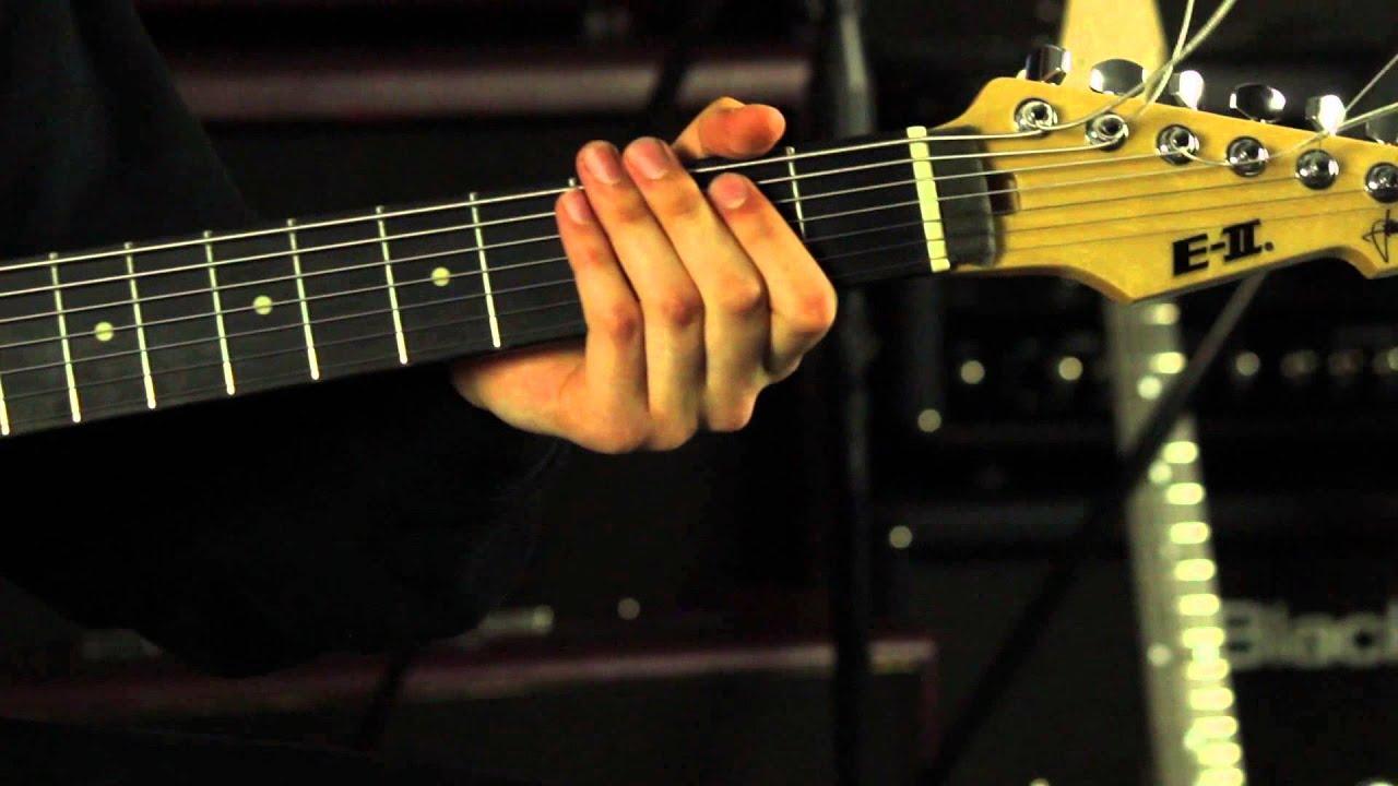 Jonathon Deiley Northlane Rot Guitar Playthrough Youtube