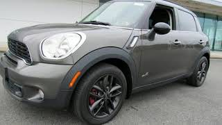 Used 2012 MINI Cooper Countryman Allentown PA Lehigh Valley, PA #TWM13528