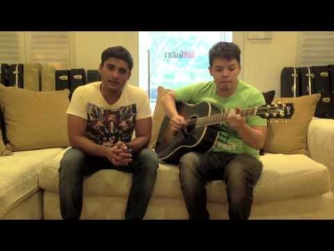 Heart of the Matter - Don Henley/The Eagles ( Acoustic Cover by Surath Godfrey & Brandon Gan )