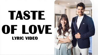 TASTE OF LOVE GMA IKAW LAMANG by Ice Seguerra |THEME SONG