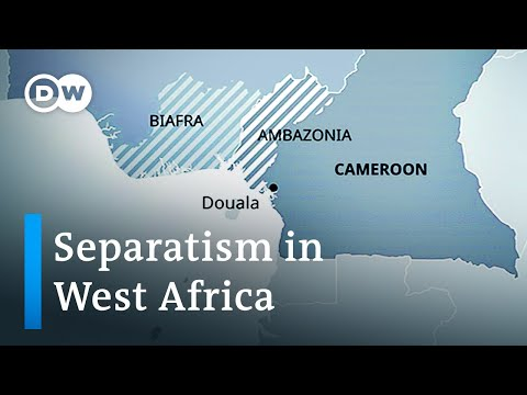 Can separatists in West Africa strongarm their way to independence? | DW News 1 Aug 2021