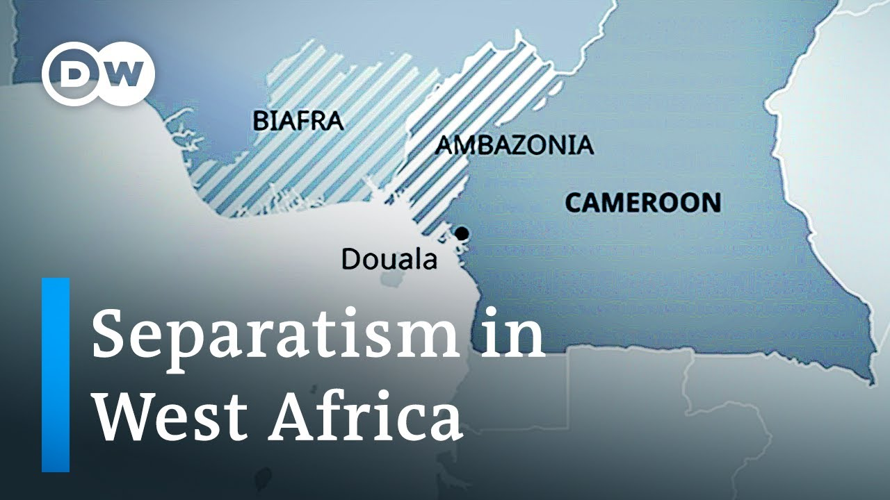 Download Can separatists in West Africa strongarm their way to independence? | DW News