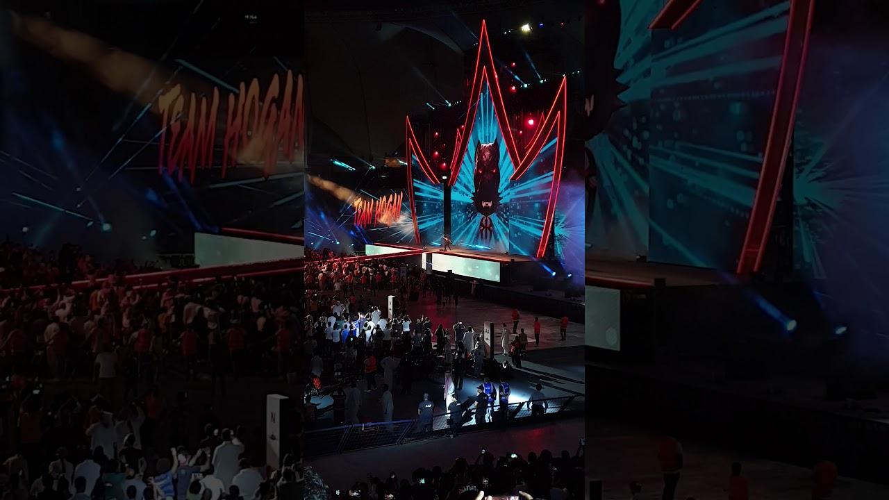 Roman Reigns' Entrance (Crowds) - WWE Crown Jewel 2019