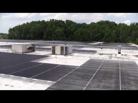 LPS Industries Solar Power installation