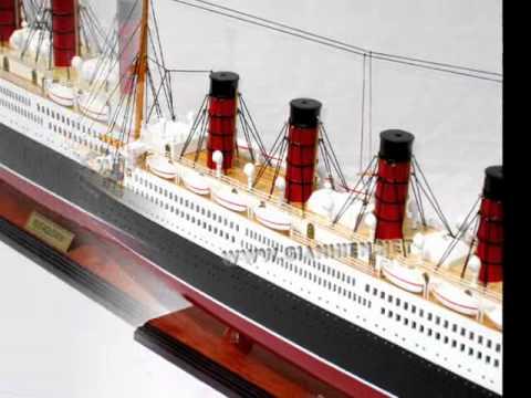 RMS AQUITANIA - GIA NHIEN VIETNAM BOAT BUILDER