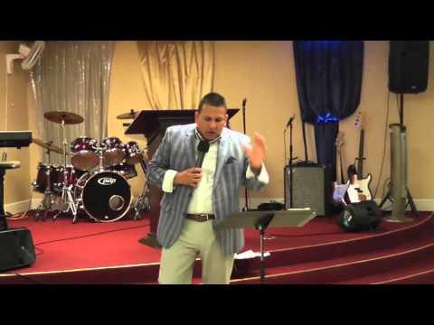 Pastor Diego Lopez Parte 1 de 2