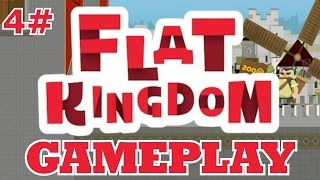 Flat Kingdom Paper's Cut Edition | HD Gameplay Part 4