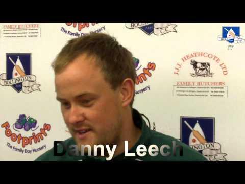 Captains Log 14/7/12 - Toby Ward, Danny Leech and Matt Dawson