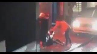 승리클럽 버닝썬 폭행영상, 경찰서 영상