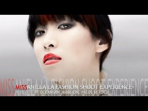 An oceanside dream - Miss Aniela's LA Fashion Shoot Experience