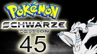 Let's Play Pokemon Schwarz Part 45: Pokemon Liga - Top 4 - Kattlea/Eugen/Plasmaschloss