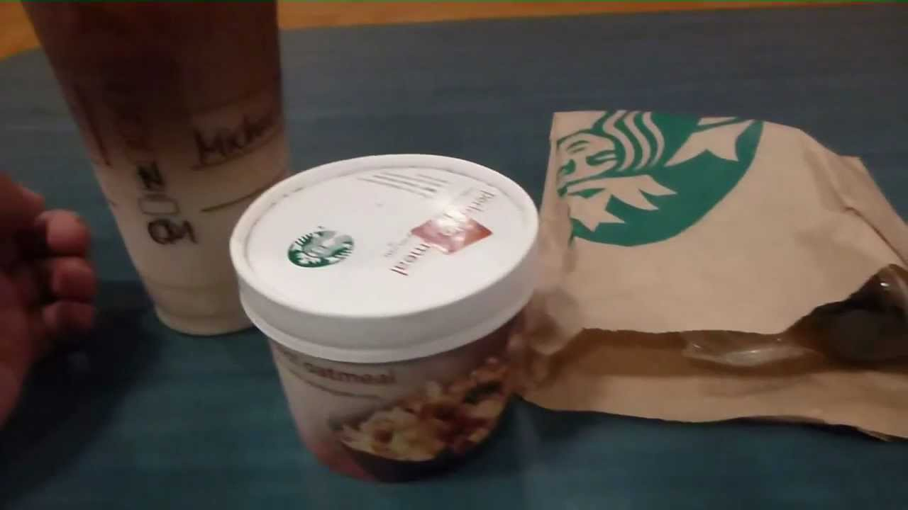 Starbucks Food Review: The Perfect