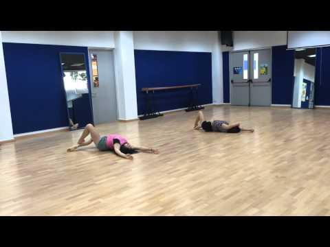Burlesque Express - Dance Choreography