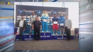 Українець став переможцем на чемпіонаті світу з пляжної боротьби?>