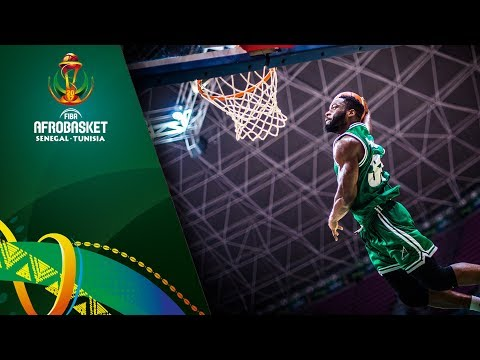 Top 5 Plays - Day 2 - FIBA AfroBasket 2017