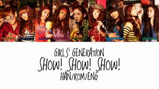 Girls' Generation - Show! Show! Show!