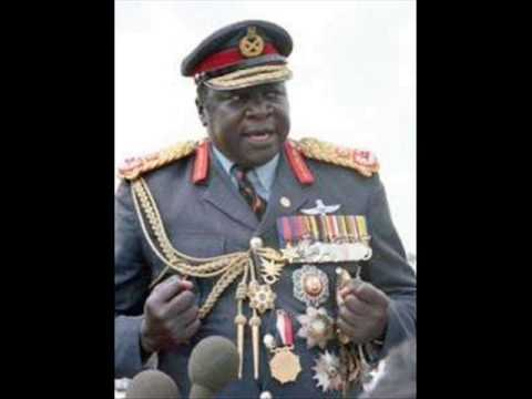 Frederik - Idi Amin