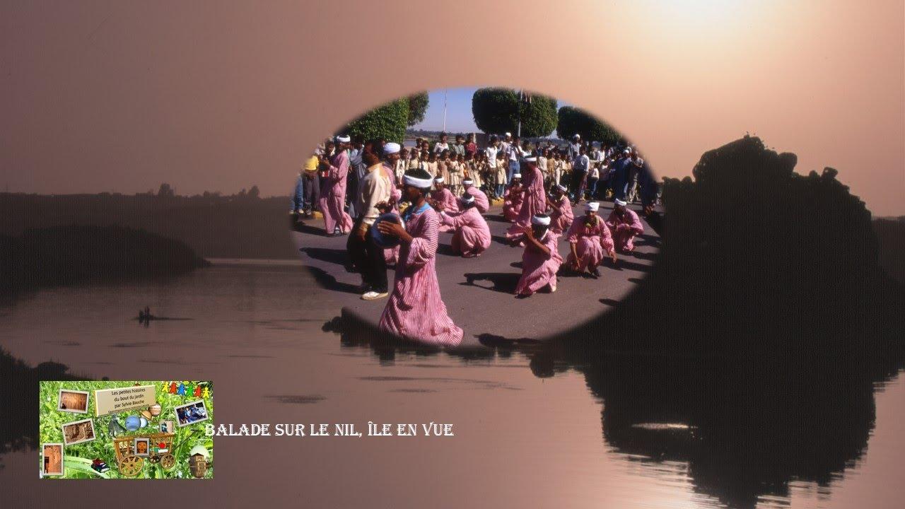 ÎLE EN VUE, balade sur le Nil, deuxième partie.