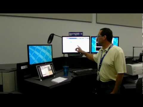 HD Part 3 United Airlines NOC Dispatch Operations & Load Planning Network Operations Center