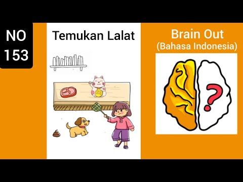 Brain Out Level 153 Temukan Lalat