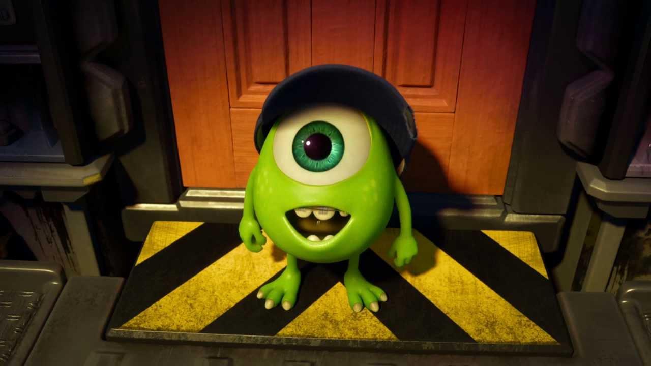 Chiếc nón của hù dọa viên giỏi nhất nhà máy thúc đẩy Mike vào Monster University