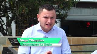 Jaque Electoral Diego Tibaquira