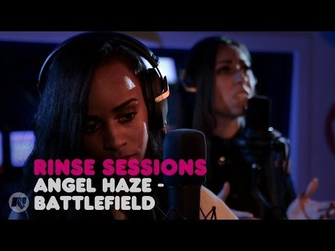 Angel Haze - Battle Cry — Rinse Sessions