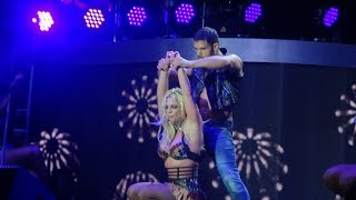 Britney Spears - Clumsy / Change Your Mind (Live at the Piece Of Me Tour, Mönchengladbach) HD