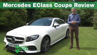 2018 Mercedes E Class Coupe Review