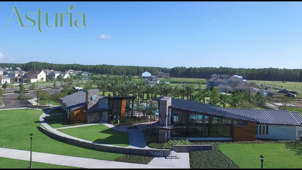 Asturia: Phase II Now Open - Odessa near Tampa FL - YouTube